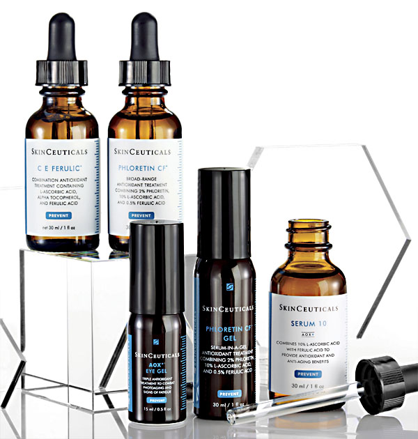 SkinCeuticals preventive products